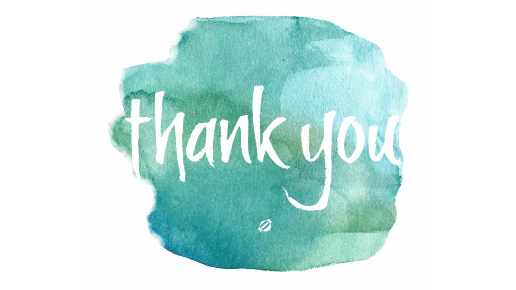Appreciation Service