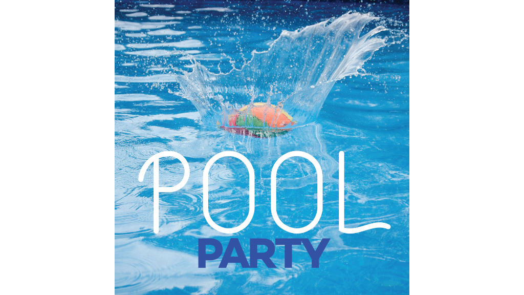 Youth Hangtime - Pool Party