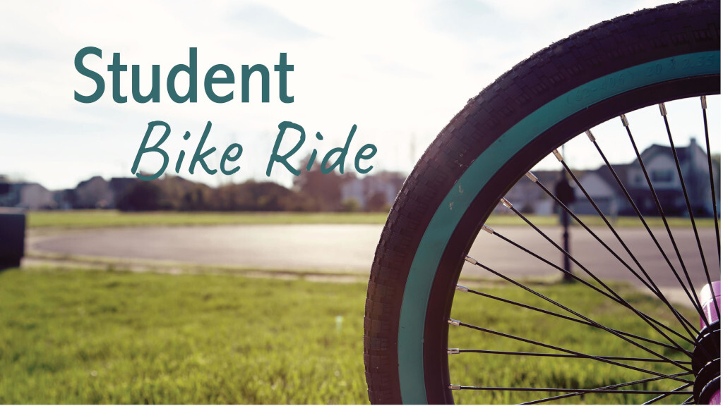 Student Bike Ride