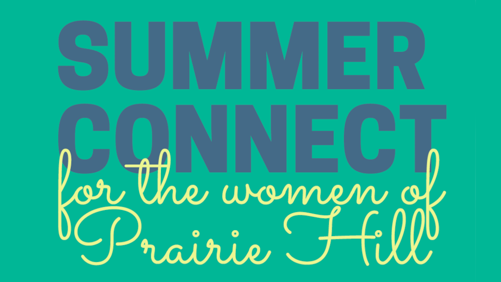 Summer Connect for Women